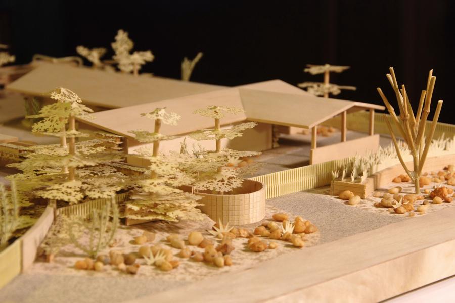 PS2 Garden Model