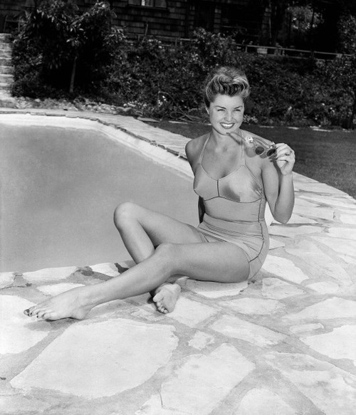 Esther Willaims Poolside 1948